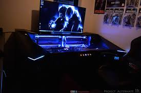 Cool Computer Setups And Gaming Setups by Pc Gaming Setups That Instill Jealousy 23 Photos Thechive