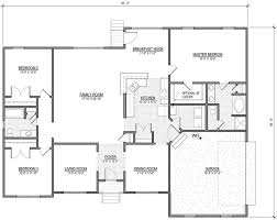 Great Room Floor Plans Single Story 20 Best Ranch U0026 Single Story Floorplans Images On Pinterest