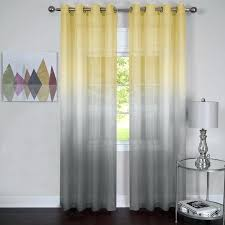 Apartment Curtain Ideas Yellow And Grey Curtains U2013 Teawing Co