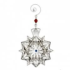 waterford annual snowflake ornament jewelers gifts
