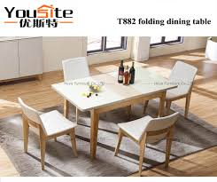 Folding Dining Room Table Wooden Folding Dining Table Wooden Folding Dining Table Suppliers