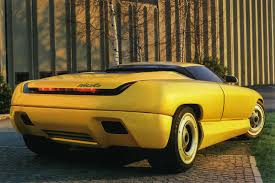 cars that look like corvettes bertone imagined what a mid engine corvette would look like back
