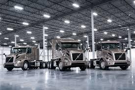 volvo haul trucks for sale volvo navistar debut dueling regional haul trucks at expocam