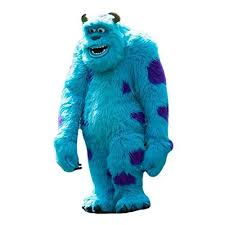 sully costume monsters inc sully p sullivan sports outdoors