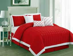 Red White And Blue Home Decor Bedding Set Amazing Red And White Pattern Bedding Noteworthy