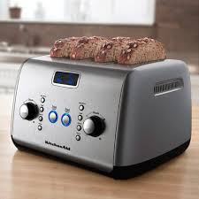 Cuisinart 4 Slice Toaster Review 4 Slice Toaster Or 2 Slice Toaster Which Is Better For You