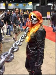 lady ghost rider team cosplay goddess pinterest ghost rider
