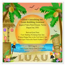 luau invitations let s luau invitations cards on pingg