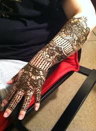 arm bridal henna for beginners pt 1