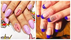 nails are the trend you never asked for but should totally rock