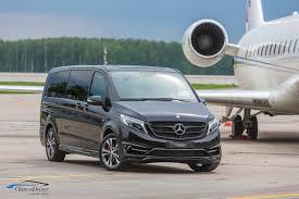 luxury minivan mercedes v class luxury class edriver