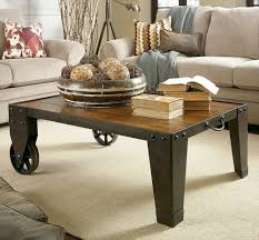 Design Of Coffee Table Vintage And Unique Look Of Cart Coffee Table Design Home