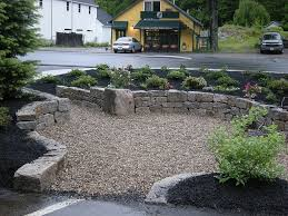 Installing Pea Gravel Patio Marvelous Steps To Build A Gravel Patio U2014 All Home Design Ideas
