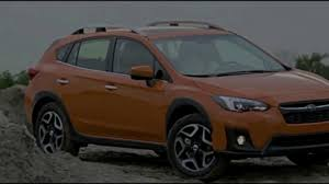 subaru crosstrek interior 2018 new 2018 subaru xv subaru crosstrek interior exterior youtube