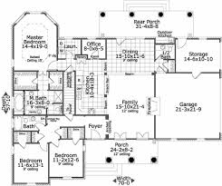 southern style house plan 3 beds 2 50 baths 2170 sq ft plan 406 143