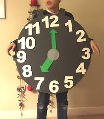 Clock Halloween Costume 173 Kids Costumes Images Kid Costumes Costume
