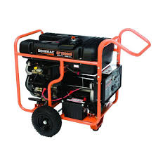 generac 15 000 watt gasoline powered portable generator with ohvi