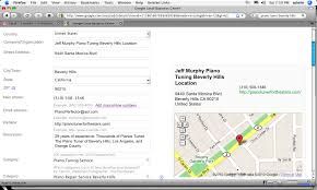 Map Of Beverly Hills Los Angeles by Google Map Instructional