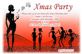 christmas cocktail party invitations dance party invitations u2013 gangcraft net