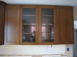 Kitchen Cabinet With Glass Update Kitchen Cabinets With Glass Inserts Hgtv Regarding