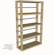 best 25 diy wood shelves ideas on pinterest inside diy wood