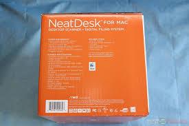 review of neatdesk for mac technogog