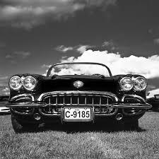 vintage corvette for sale 1958 vintage chevrolet corvette photograph by gianfranco weiss