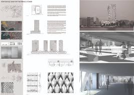 graduation projects layout design for the sarp polish architects