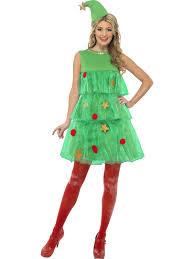 sale christmas tree tutu ladies fancy dress xmas party