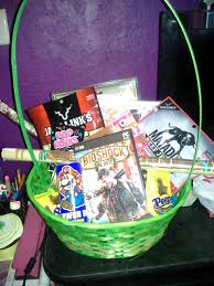 gamer gift basket easter basket for my boyfriend gift came in today gaming