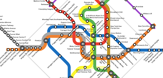Washington Metro Map by See The Evolution Of Dc Metro In A Single Animated Gif Upout