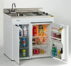 Small Stoves For Small Kitchens by Compact Kitchen With Stove Refrigerator And Sink