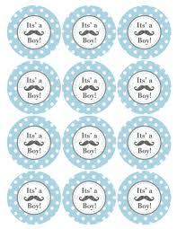 little man mustache baby shower free printables baby shower
