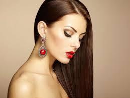 girl earring beautiful makeup girl earring fashion wallpaper
