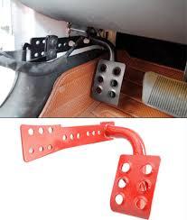 amazon com jeep wrangler jk amazon com e cowlboy red metal dead pedal left side foot rest
