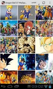 dragon ball gt wallpaper android free download mobomarket