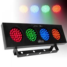 sound activated dj lights chauvet dj bank 4 colour bar strip dj lighting effect