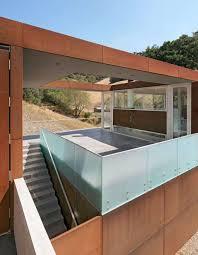 saitowitz bridge home in california floornature
