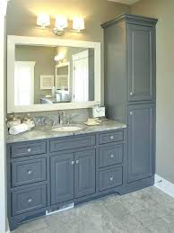 bathroom linen closet ideas linen closet cabinet bathroom tower cabinet ideas bathroom linen