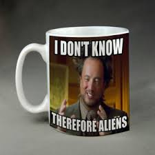 Giorgio Tsoukalos Meme - giorgio tsoukalos quote i don t know therefore aliens internet meme
