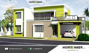style home design contemporary flat roof 3 bhk indian home style home design
