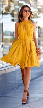 yellow dresses for weddings 31 gorgeous summer wedding guest weddingomania