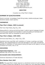 pipefitter resume sles 28 images pipe fitter welder resume technology resume sles 28 images resume for technical sales