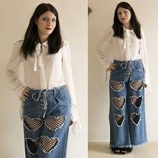 one spo one spo heart holes eclipse sheer shirt oysho mules