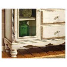 armoire antique white tv armoire incredible pier one bar cabinet