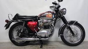 1969 bsa lightning 650 s21 chicago motorcycles 2016