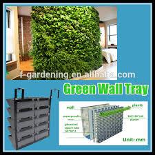Wall Garden Planter by Vertical Hanging Green Wall Garden Planter Sl Xq3319 Outdoor