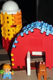 Little Tikes Barn Let Imaginations Run Wild With Little Tikes Waffle Blocks Six