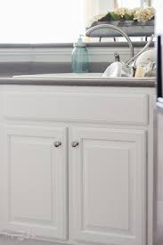 Install Cabinet Hardware Install New Cabinet Pulls The Easy Way