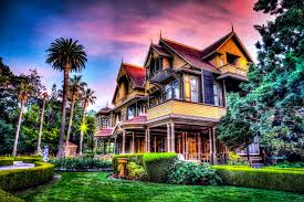 get scared in san jose at the winchester mystery house and